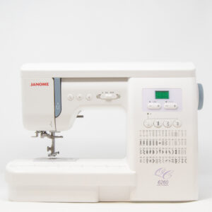 janome 6260
