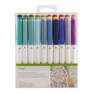Cricut-pacco-30-penne-punta-fine-collezione-ultimate